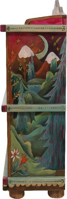 Sticks Bookcase 197 by Sticks | Sticks Furniture, Home Decorative Accents