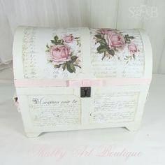 gorgeous shabby chic box