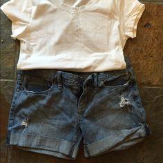 Bullhead Jean shorts Size 5 jean shorts! Great condition. Bullhead Shorts Jean Shorts