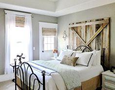 Ideas para el dormitorio: cabeceros.