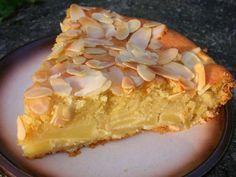 Gâteaux moelleux aux pommes et aux amandes