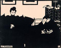 日本初「ヴァロットン」展が東京で開催 - 胸騒ぎのする風景、クールなエロティシズムの写真12