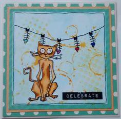 Tim Holtz - Crazy Cats