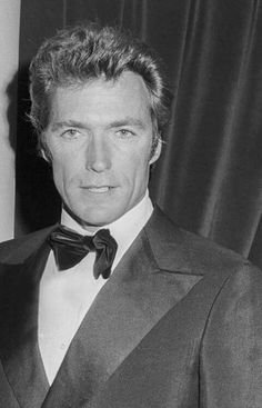 Clint Eastwood. The man!