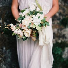 wedding bouquet by sarah winward.