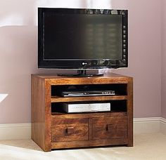 This Smaller Tv Unit Will Be Perfect!
