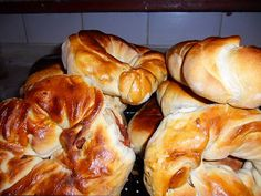Receita do pão de calabresa
