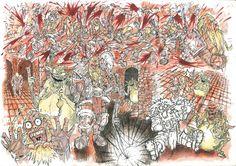 La furia di un Barbaro – Vignetta esilarante