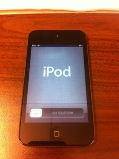 ipod touch user manual 4th generation