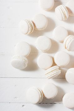 How to make white macarons | ChicChicFindings.etsy.com
