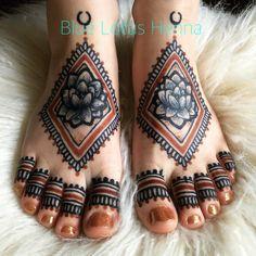 Henna and Jagua combo!