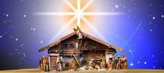 Boże Narodzenie, Szopka