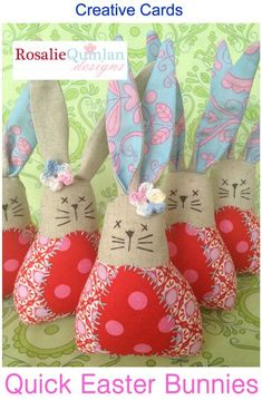 Baby Bunnies by Melly and Me – Working on
