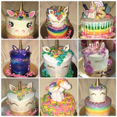 Unicorn cake designs by Inphinity Designs. Located in San Antonio, Tx.  Please visit and like my FB page Inphinity Designs by Kandy Lloyd at https://m.facebook.com/profile.php?id=71791500352&refsrc=https%3A%2F%2Fwww.facebook.com%2Fpages%2FInphinity-Designs%2F71791500352