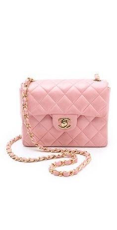 WGACA Vintage Vintage Chanel Mini Bag $4,290.00