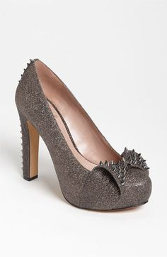 I'm not usually a fan of spikes on shoes but these are cute and tasteful  Vince Camuto 'Jamma' Pump | Nordstrom   http://shop.nordstrom.com/S/vince-camuto-jamma-pump/3202982?origin=category==495#
