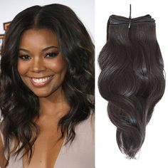 12 Inches Wavy Virgin Malaysian Hair Shop luxury Brazilian, Peruvian, Indian Remy and Clip-In hair extensions for weave by Koha Hair. Bob Hairstyles For Fine Hair, Trending Hairstyles, Wavy Weave Hairstyles, Black Hairstyles, Curly Hair Styles, Natural Hair Styles, Natural Beauty, Corte Bob, Look 2018