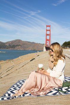 Beachin' it San Francisco