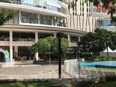 Central Park Mall di Jakarta