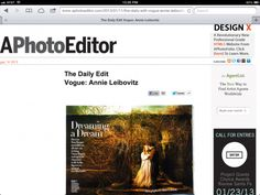 The Daily Edit from A Photo Editor