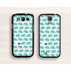 elephatn Samsung case,art elephant samsung Note 3,blue elephant samsung Note2,cute elephant samsung Note 4,calf elephant Galaxy S3,Galaxy S4 case,elephant Galaxy S5 case