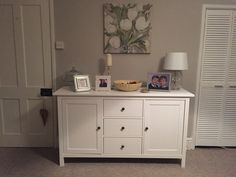 Hemnes Dresser As Sideboard
