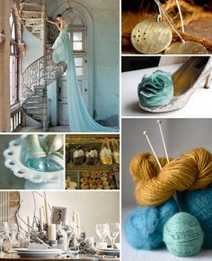 Inspiration Board #21: Baby it's cold outside
