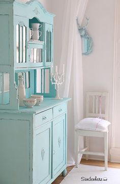 Farbe Einfamilienhaus Turkis
