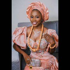 African Bridal Dress, African Wedding Attire, African Attire, African Wear, African Women, African Fashion, African Beauty, Traditional Wedding Attire, African Traditional Wedding