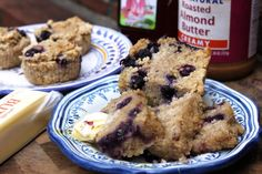 Blueberry Quinoa Cornbread {Leftovers Club}-- Notes from a Messy Kitchen