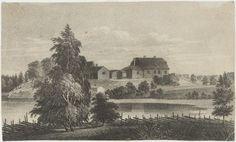Iitin pappila 1840-1849