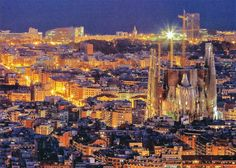 Barcelona European Tour, New York Skyline, Cities, Barcelona, Tours, Travel, City, Viajes, Traveling