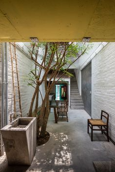 Gallery - Saigon House / a21studio - 14