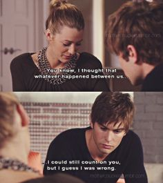 blake lively, chace crawford, gossip girl, nate, nate and serena, nate archibald - inspiring picture on Favim.com