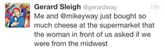 Gerard and Mikey are the cutest <3