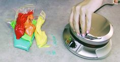 If you're a lover of colorful foods, you will definitely want to try this amazing recipe for rainbow waffles...