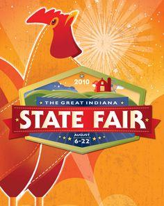 Indiana State Fair #flippal #statefair