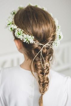 Girl Hairstyles, Wedding Hairstyles, Hair Styles, Beauty, Bbc, Fashion, Hairstyle For Long Hair, Cute Hairstyles, Communion