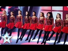See more from Britain's Got Talent at http://itv.com/talent The girls rule the stage tonight with their modern spin on Irish Dancing. And they even find time...