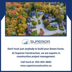 With expert construction project management, we emphasise on both timely delivery and accurate budgeting on every project. Custom Home Plans, Custom Home Builders, Custom Homes, North York, Build Your Dream Home, Project Management, Dreaming Of You, Toronto, Budgeting