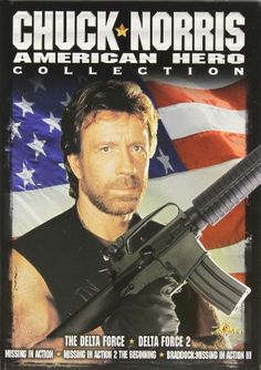 Chuck Norris Collection (Delta Force / Delta Force 2 / Missing In Action / Missing In Action 2: The Beginning / Braddock: Missing in Action III) MGM http://www.amazon.com/dp/B00000G3RI/ref=cm_sw_r_pi_dp_xxShub187CKKY