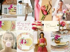SM: Blush Pink and Canary Yellow Weddings - Project Wedding Forums