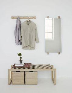 Skagerak Denmark Cutter Sitzbank #Garderobe #Bank #Holz #Einrichtung #Wohnen #Galaxus