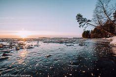 Isolamujärvi, Pyhäntä