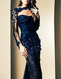 Fuck Yeah Fashion Couture | Ziad Nakad Haute Couture Fall-Winter 2014