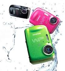 Fuji Underwater Cameras Photography Above And Below The Waves....love mine...it's green and i use it lots!