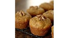 This is a simple banana nut muffin recipe with a yummy little twist: a wee sprinkling of coconut in the batter.