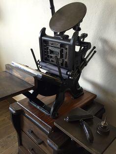 Printing press 4x6