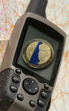 Earn a Delaware Geoaching Commemorative coin after completing the Delaware Geocaching Trail!