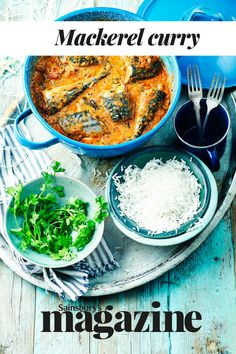Seafood chef Mitch Tonks shares his recipe for aromatic mackerel curry Tagine Recipes, Curry Recipes, Seafood Recipes, Dinner Recipes, Coffe Recipes, Top Recipes, Healthy Recipes, Healthy Food, Cooking Mackerel